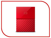 Western Digital My Passport 4 TB (WDBUAX0040B) фото